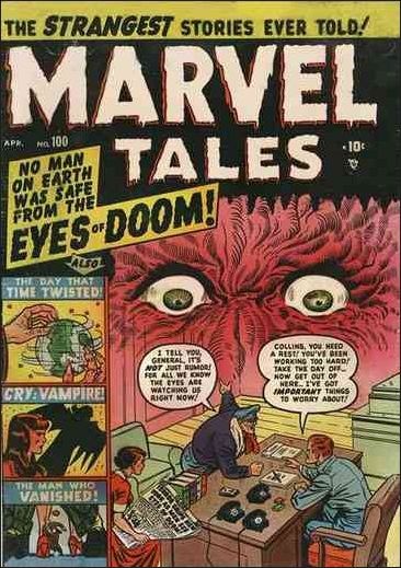 Marvel Tales (1949) 100-A by Timely