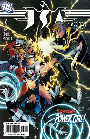 JSA: Classified 2-A by DC