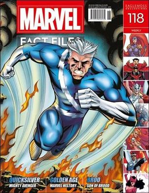Marvel Fact Files 118-A
