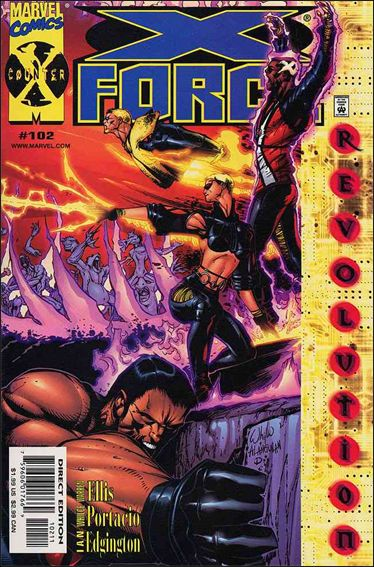 X-Force (1991) 102-A by Marvel