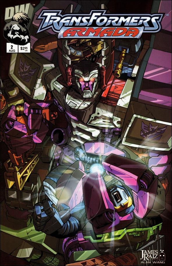Transformers: Armada (2002) 2-A by Dreamwave