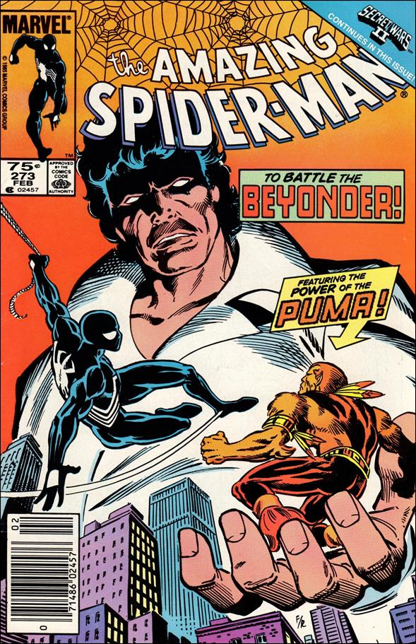 Amazing Spider-Man (1963) 273-A by Marvel