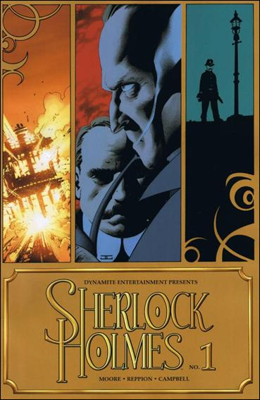 Sherlock Holmes (2009) 1-A by Dynamite Entertainment