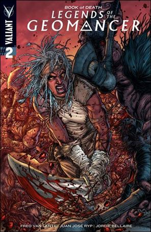 Book of Death: Legends of the Geomancer 2-A