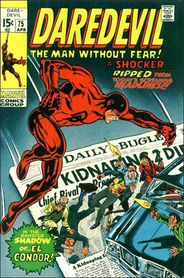 Daredevil (1964) 75-A by Marvel