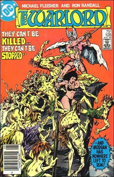 Warlord (1976) 108-B by DC