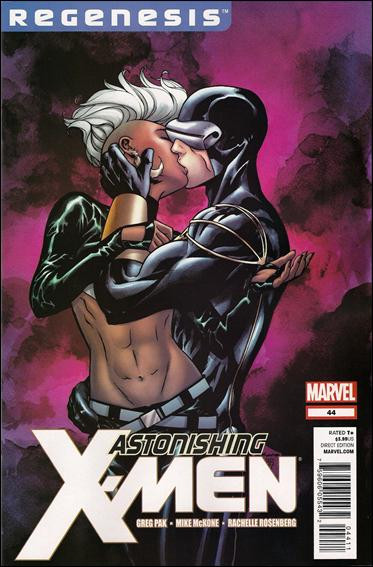 Astonishing X-Men (2004) 44-A by Marvel