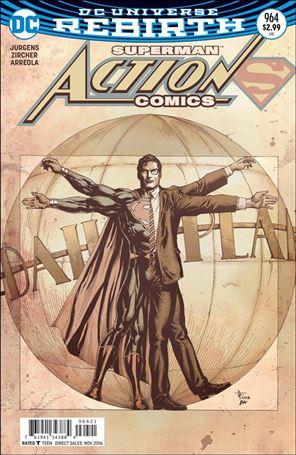Action Comics (1938) 964-B