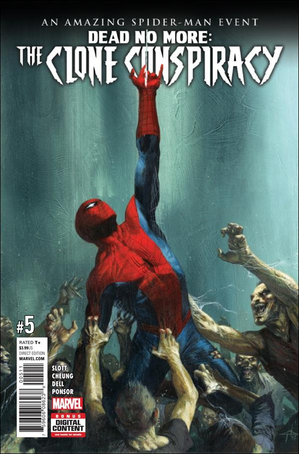Clone Conspiracy 5-A by Marvel