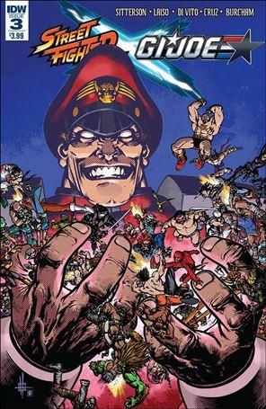Street Fighter x G.I. Joe 3-A