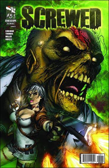 Screwed 5-A by Zenescope Entertainment