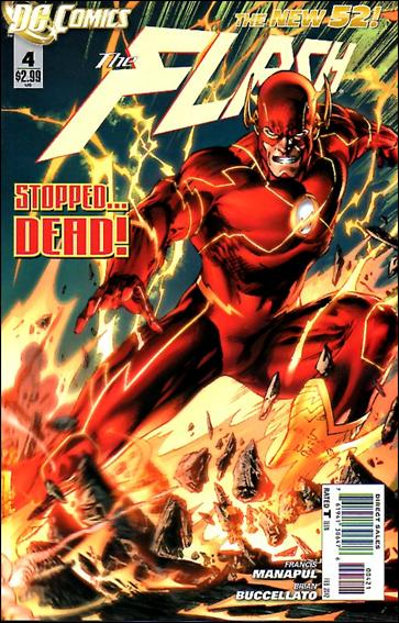 Flash (2011) 4-B by DC