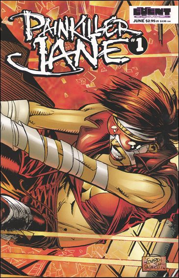 Painkiller Jane (1997) 1-A by Event Comics