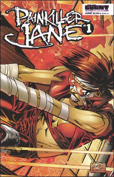 Painkiller Jane (1997) 1-A by Event Comics