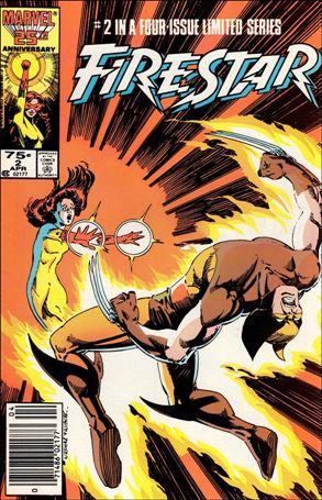 Firestar (1986) 2-A