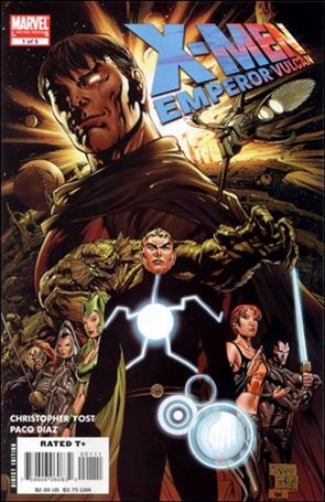 X-Men: Emperor Vulcan 1-A