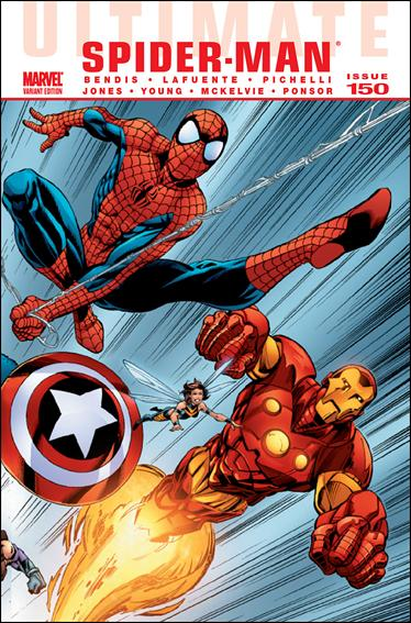 Ultimate Spider-Man (2000) 150-B by Marvel