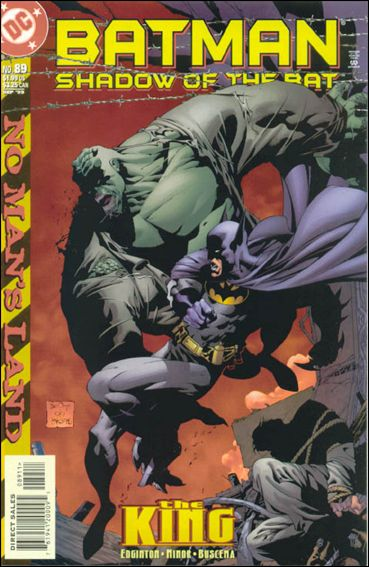 Batman: Shadow of the Bat 89-A by DC