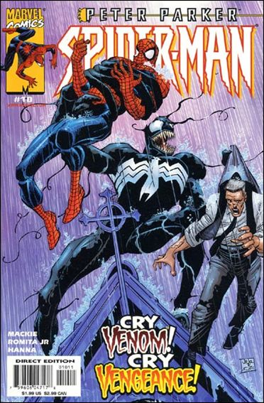 Peter Parker: Spider-Man 10-A by Marvel