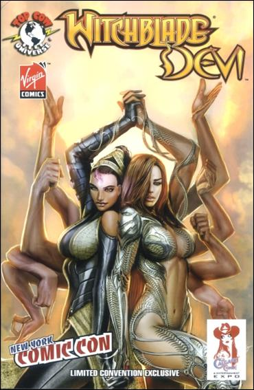 Witchblade/Devi 1-C by Top Cow
