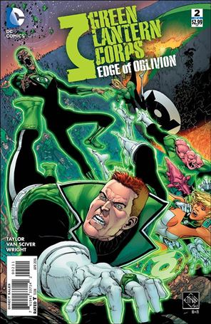 Green Lantern Corps: Edge of Oblivion 2-A