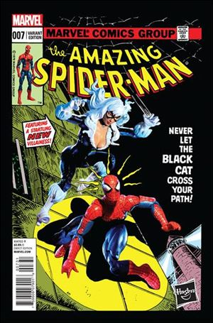 Amazing Spider-Man (2014) 7-B