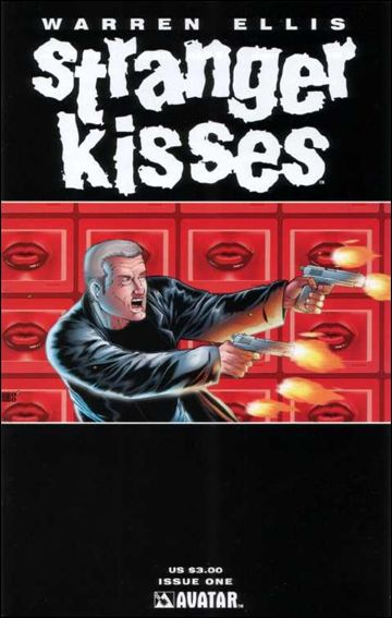 Stranger Kisses 1-A by Avatar Press
