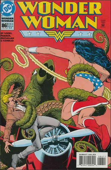 Wonder Woman (1987) 86-A by DC