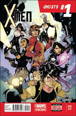 X-Men (2013) 10-A
