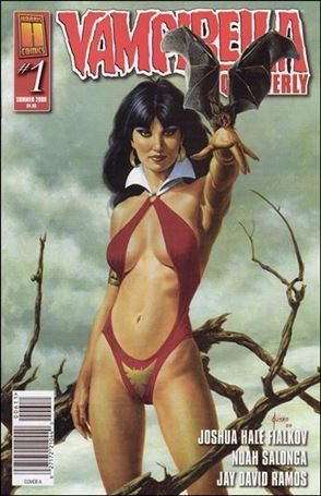 Vampirella Quarterly 1.5-B