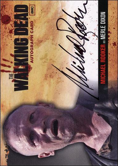 Walking Dead (Autograph Subset) A13-A by Cryptozoic Entertainment