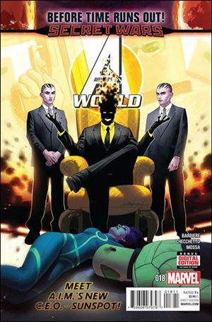 Avengers World 18-A