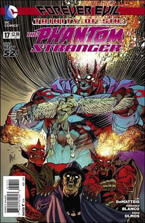 Trinity of Sin: The Phantom Stranger 17-A