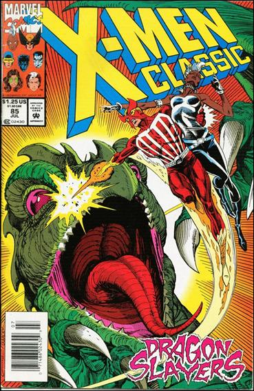 X-Men Classic 85-A by Marvel
