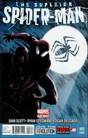 Superior Spider-Man 3-C by Marvel