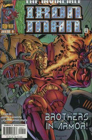 Iron Man (1996) 9-A