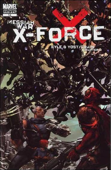 X-Force (2008) 14-C by Marvel