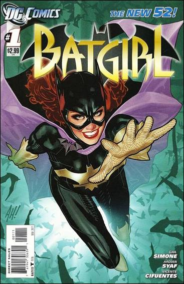Batgirl (2011) 1-A by DC