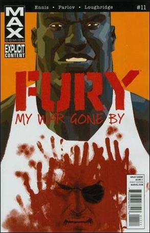 Fury Max 11-A