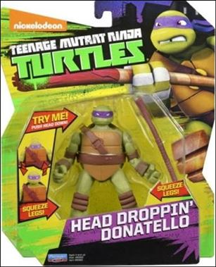 Teenage Mutant Ninja Turtles (2012) Head Droppin' Donatello