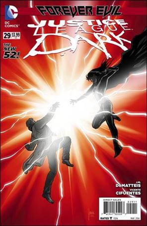 Justice League Dark 29-A