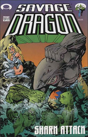Savage Dragon (1993) 112-A by Image