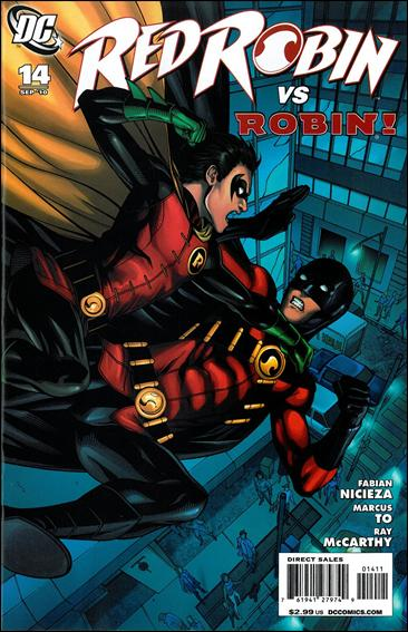 Red Robin 14-A by DC