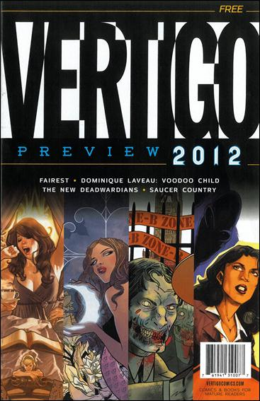 Vertigo Preview Sampler nn-A by Vertigo