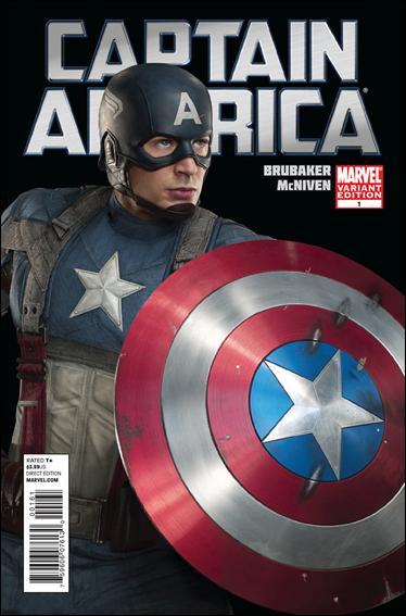 Captain America (2011) 1-E by Marvel