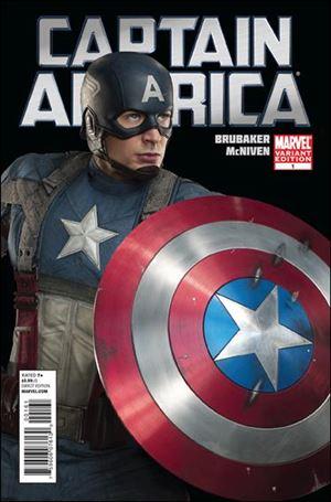 Captain America (2011) 1-E