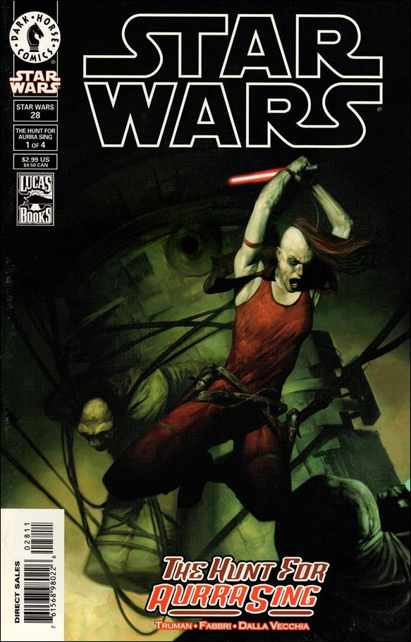 Star Wars/Star Wars Republic 28-A by Dark Horse