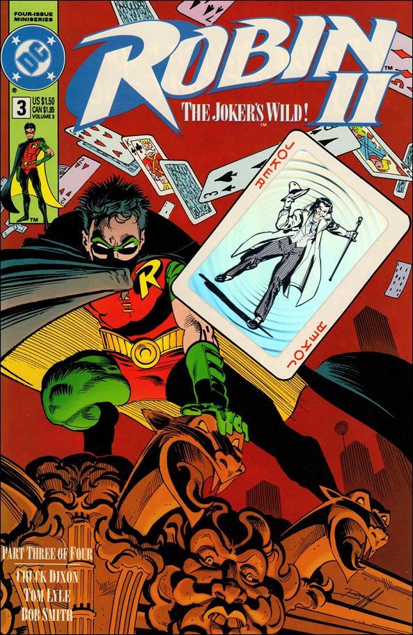 Robin II 3-B by DC