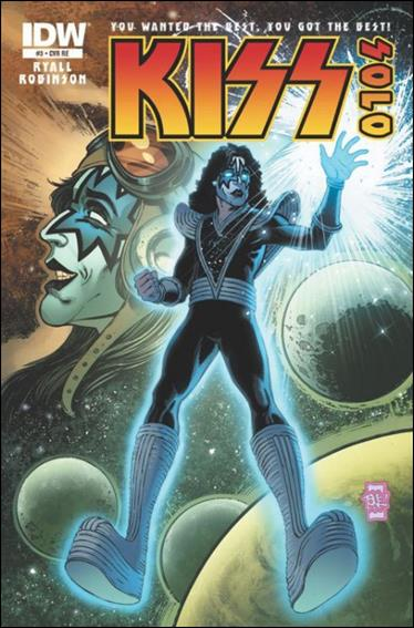 Kiss Solo 3-C by IDW