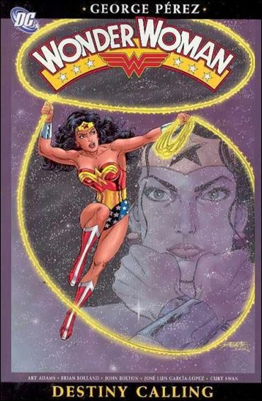 Wonder Woman (2004) 4-A by DC
